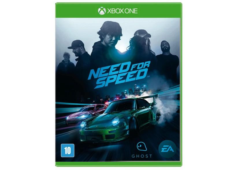 Jogo Need for Speed Xbox One EA