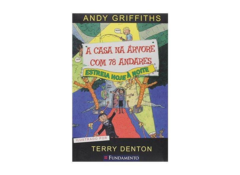 A Casa Na Árvore Com 78 Andares - Andy Griffiths - 9788539514809