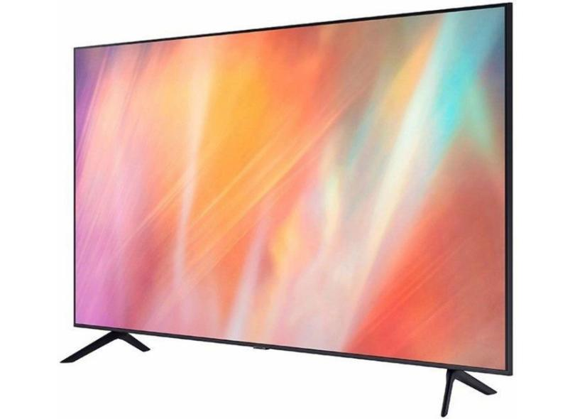 "Smart TV TV LED 50 "" Samsung Crystal 4K HDR LH50BEAHVGGXZD 3 HDMI"
