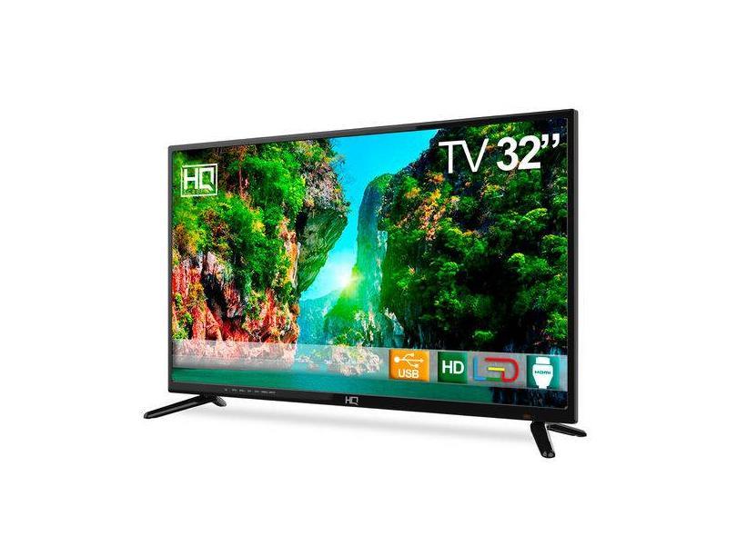 """TV LED 32 """" HQ HQTV32 3 HDMI"""