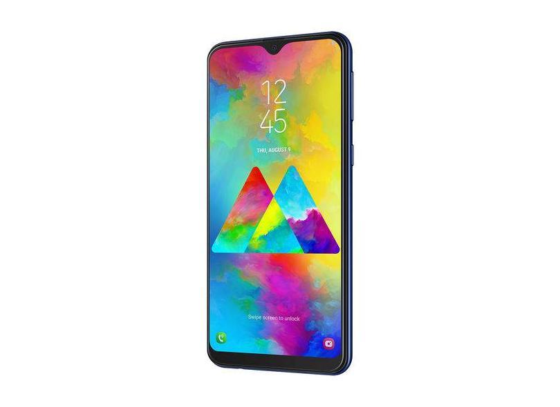 Smartphone Samsung Galaxy M20 64GB 13,0 MP Android 9.0 (Pie) 3G 4G Wi-Fi
