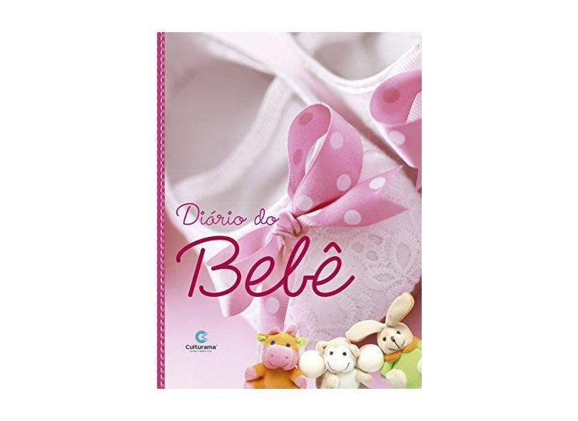 Diário do Bebê Meninas - Vanessa Alexandre - 7898941189990