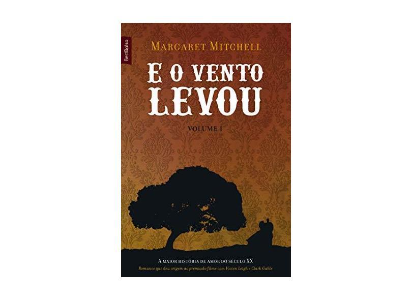 E o Vento Levou Vol.1 - Mitchell, Margaret - 9788577994304