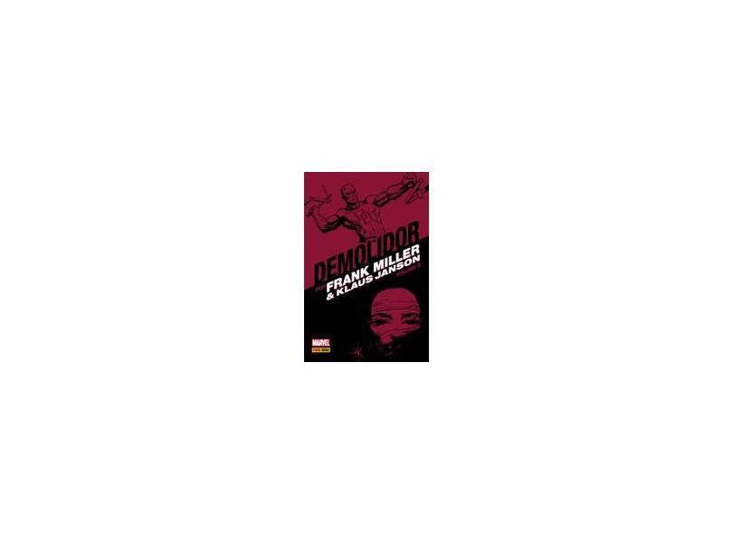 Demolidor por Frank Miller & Klaus Janson - Vol.3 - Frank Miller - 9788583682165