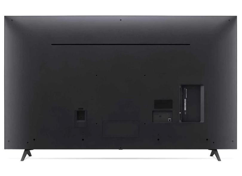 """Smart TV TV LED 55 """" LG ThinQ AI 4K 55UP7750PSB 3 HDMI"""