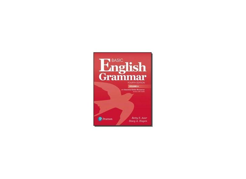 Basic English Grammar Student Book A with Online Resources - Betty S. Azar - 9780134660165