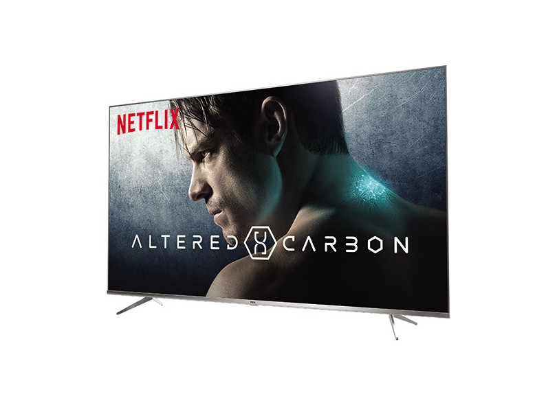 "Smart TV TV LED 55 "" TCL 4K Netflix P6US 3 HDMI"