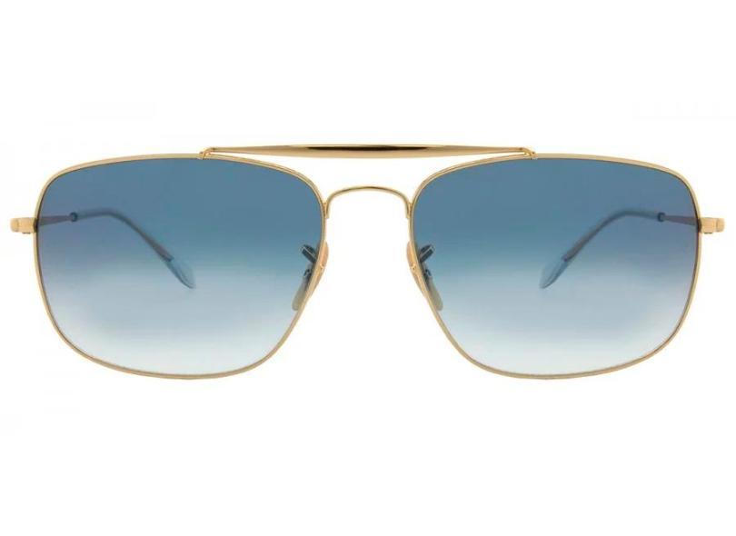 Óculos de Sol Masculino Aviador Ray Ban Colonel RB3560