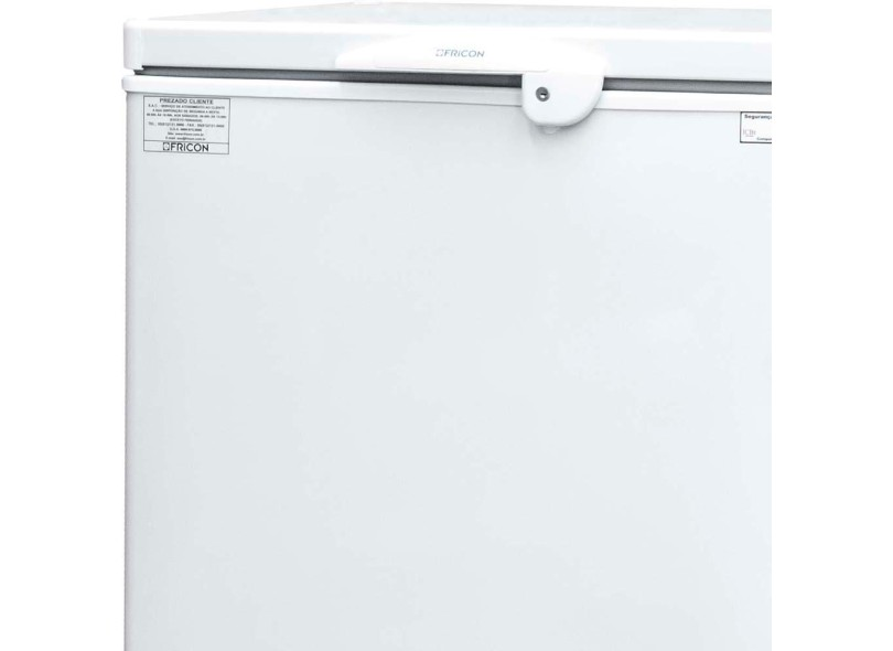 Freezer Horizontal 216 l Fricon HCED 216