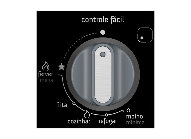 Cooktop Consul 4 Bocas CD060AE
