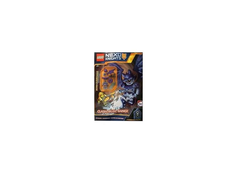 Lego Nexo Knights. Clash, bum, bang! - Lego - 9788595032668