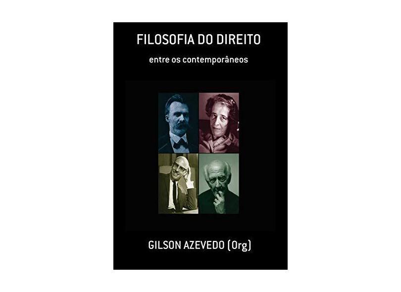 Filosofia do Direito - Gilson Azevedo - 9788592292348