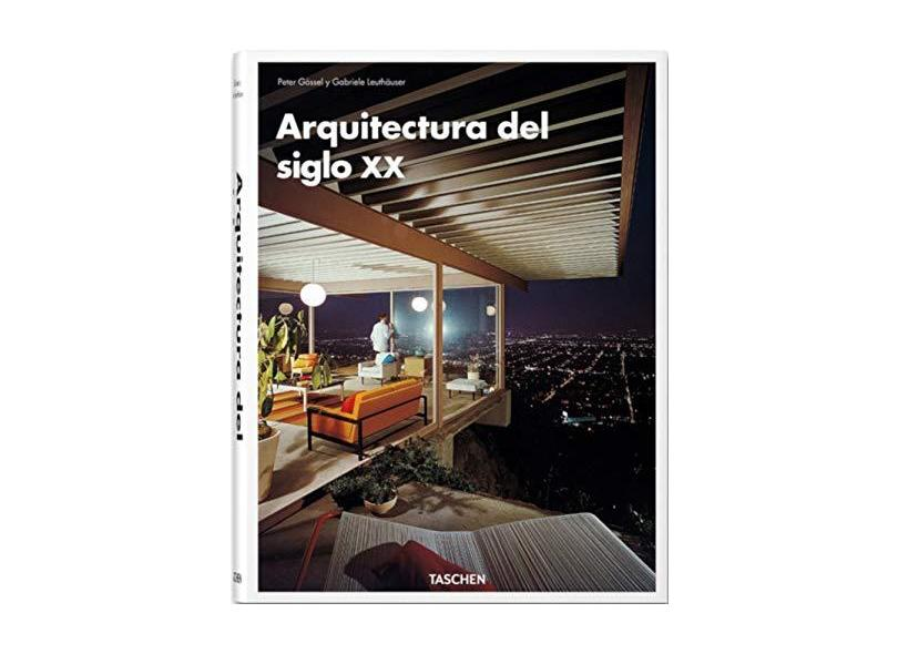 Arquitetura No Século XX - Leuthauser, Gabriele; Gossel, Peter - 9783836546515