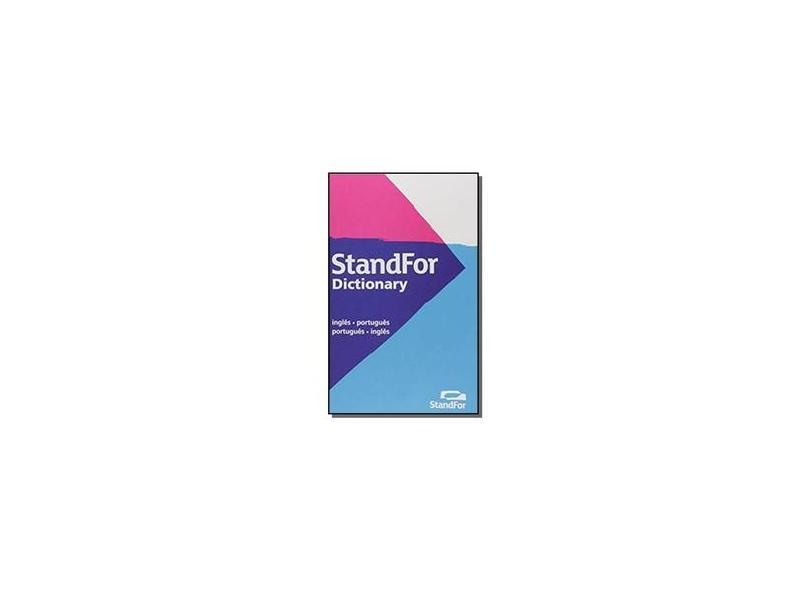 Standfor Dictionary. Dicionário - Silveira Bueno - 9788596011921