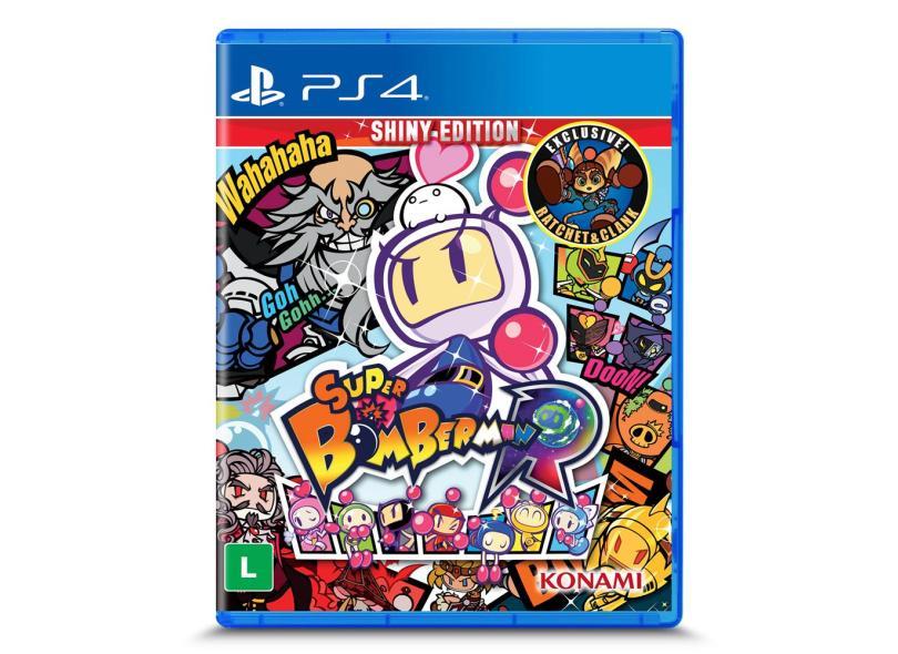 Jogo Super Bomberman R PS4 Konami