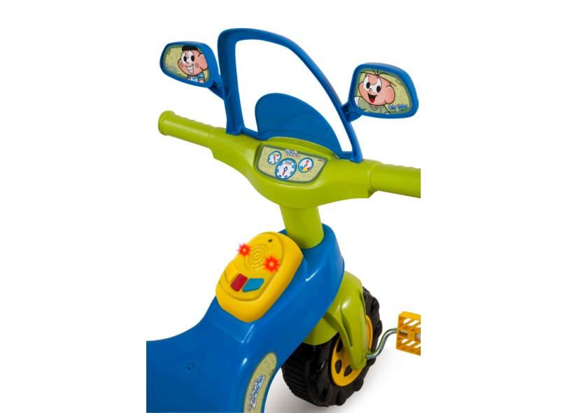 Triciclo Magic Toys Tico-Tico Cebolinha