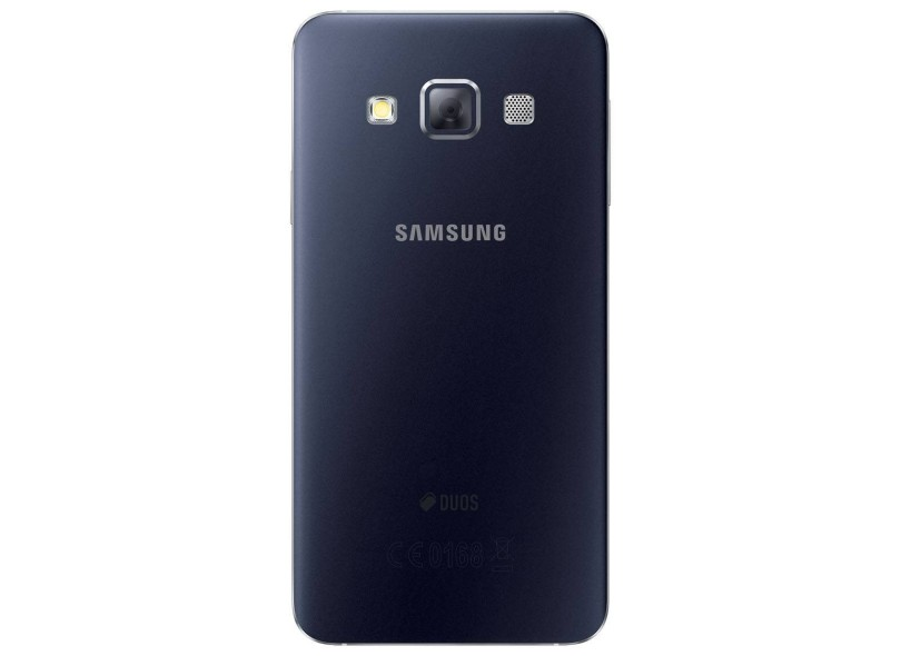 Smartphone Samsung Galaxy A3 SM-A300M/DS 8,0 MP 2 Chips 16GB Android 4.4 (Kit Kat) 3G 4G Wi-Fi