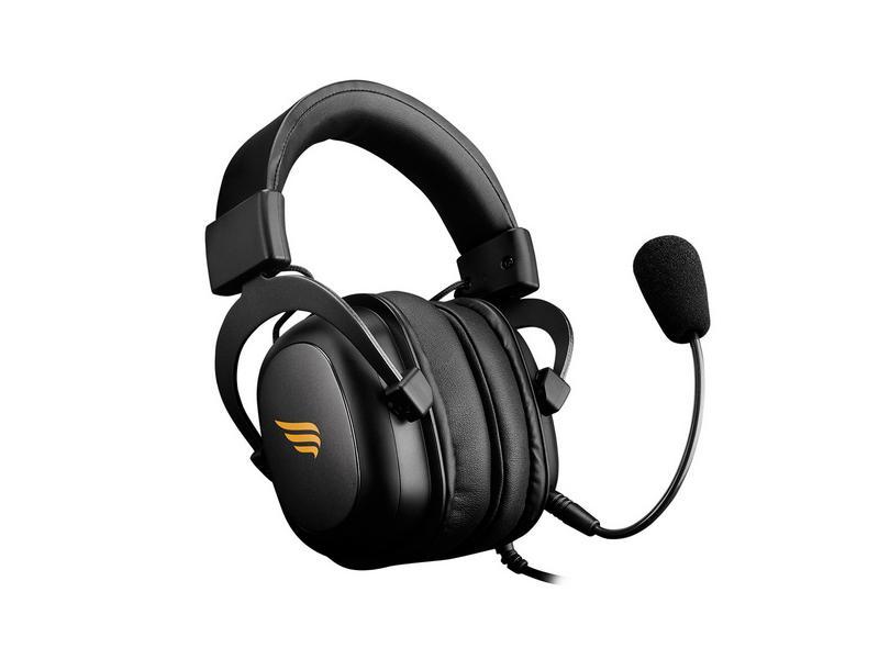 Headset Gamer com Microfone Fallen Morcego HE-GA-FN-MOC