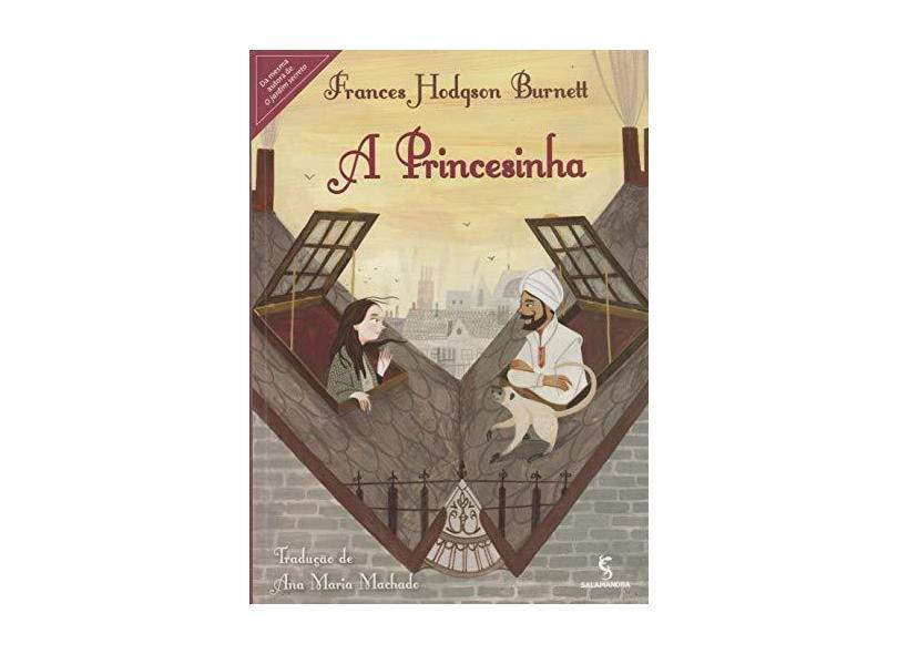 A Princesinha - Frances Hodgson Burnett - 9788516099206