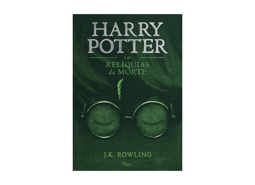 Harry Potter e As Relíquias da Morte - Capa Dura - Rowling, J.K - 9788532530844