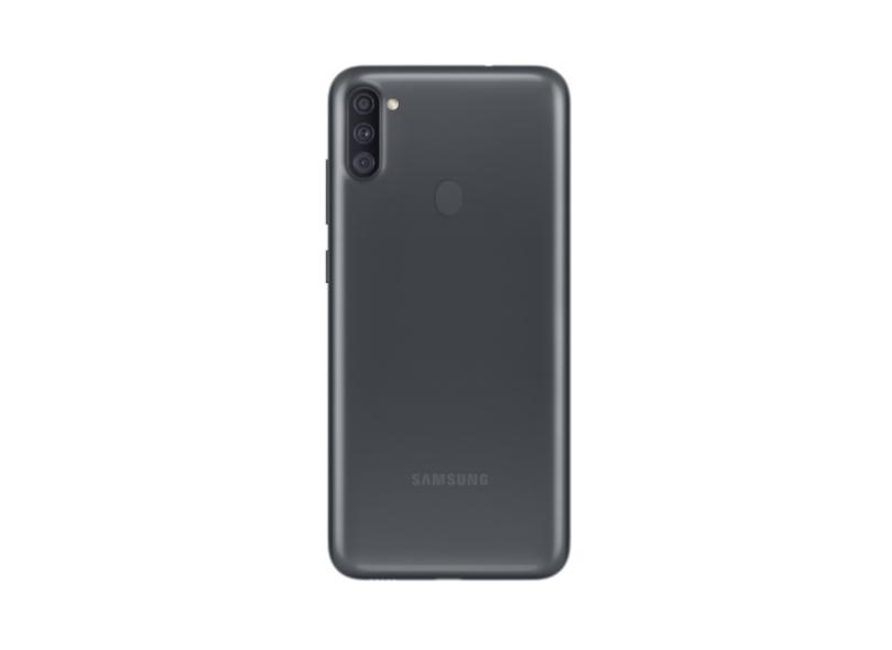 Smartphone Samsung Galaxy A11 32GB Câmera Tripla Android 10