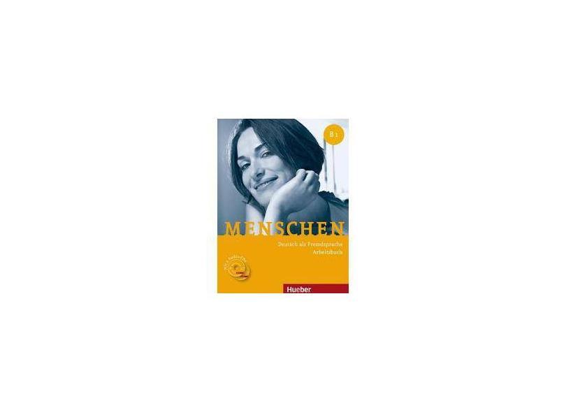 MENSCHEN B1 Ab+CD-Audio (ejerc.) - Anna Breitsameter - 9783191119034