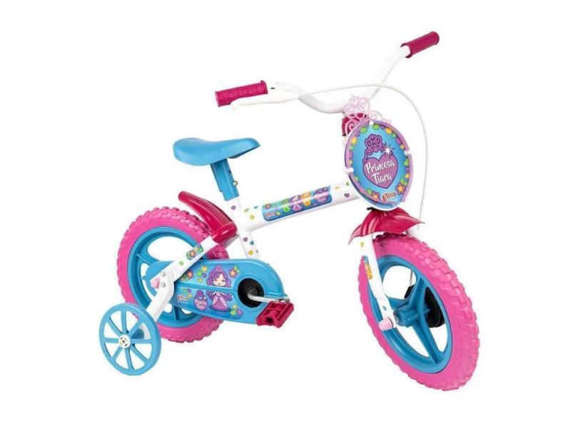 Bicicleta Styll Kids Lazer Princesa 12 Marchas Aro 12 Princesa Tiara