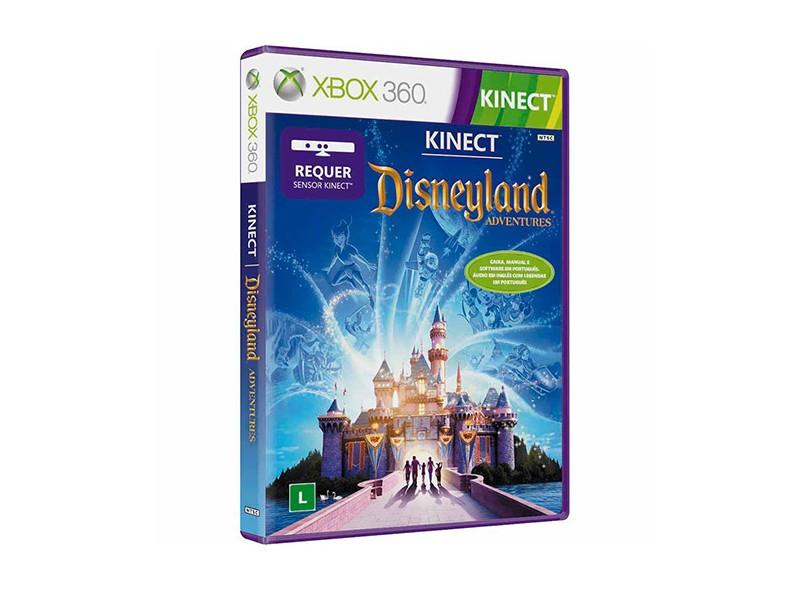 Jogo Disneyland Adventures Microsoft Xbox 360