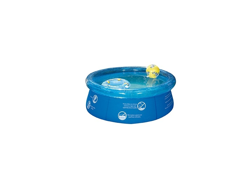Piscina Inflável 1.000 l Redonda Mor Splash Fun