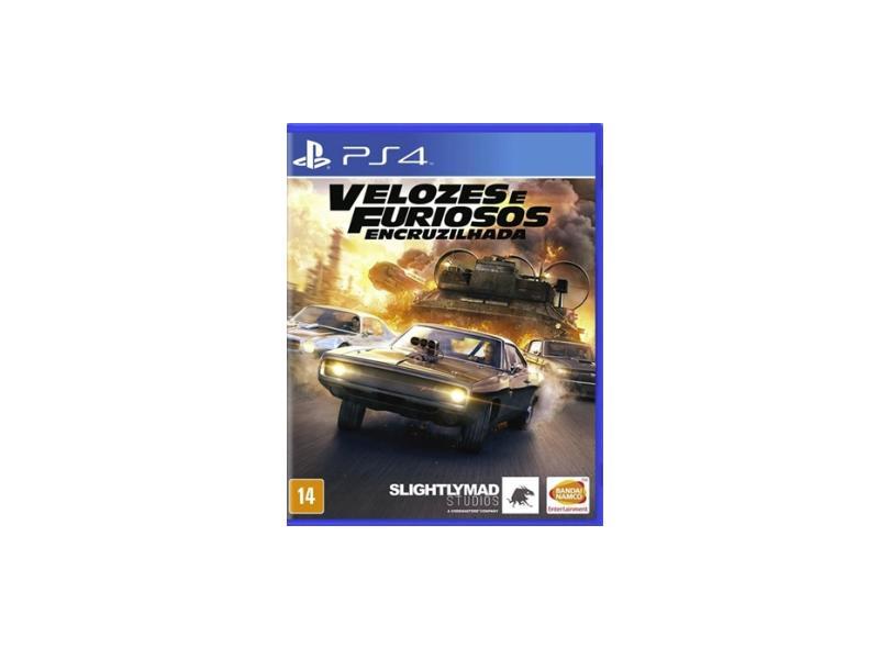 Jogo Velozes e Furiosos Encruzilhada PS4 Bandai Namco