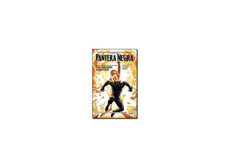 Pantera Negra. Uma Nação Sob Nossos Pés - Livro Dois - Ta- Nehisi Coates - 9788542608076