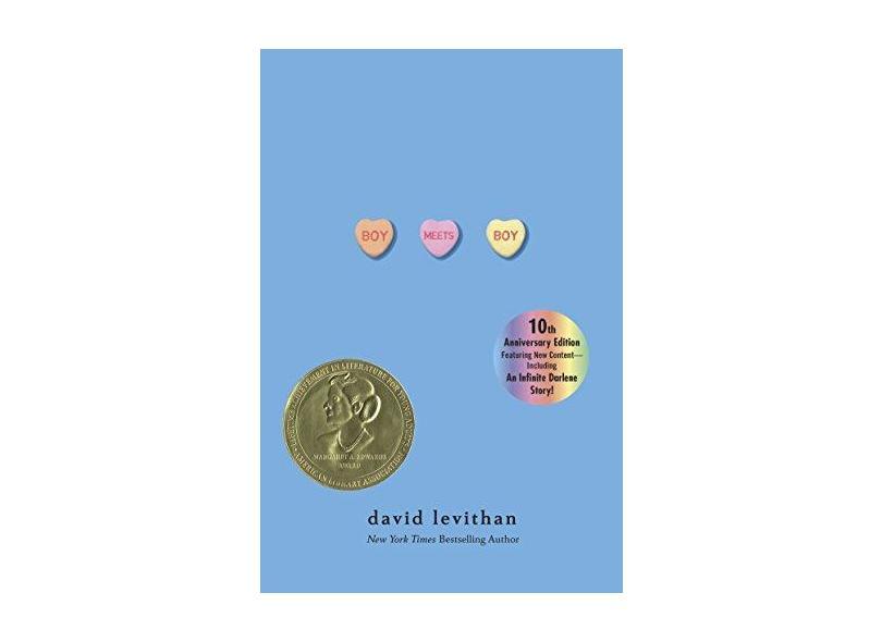 "Boy Meets Boy - ""levithan, David"" - 9780375832994"