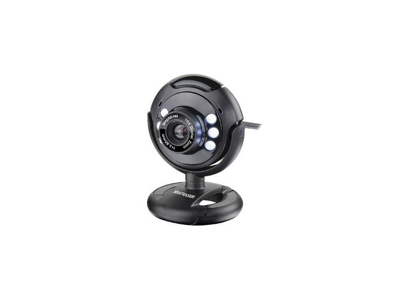 WebCam Multilaser Night Vision WC045 16 mpx