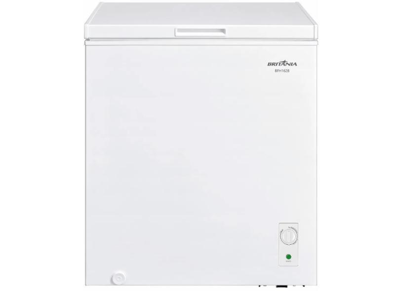 Freezer Horizontal 143 l Britânia BFH162B
