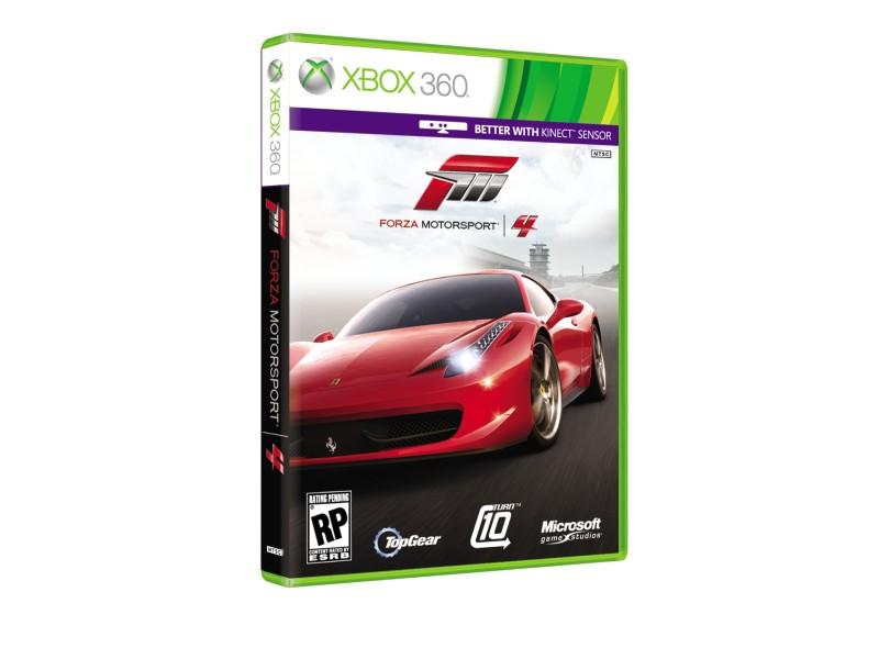 Jogo Forza Motorsport 4 Microsoft Xbox 360