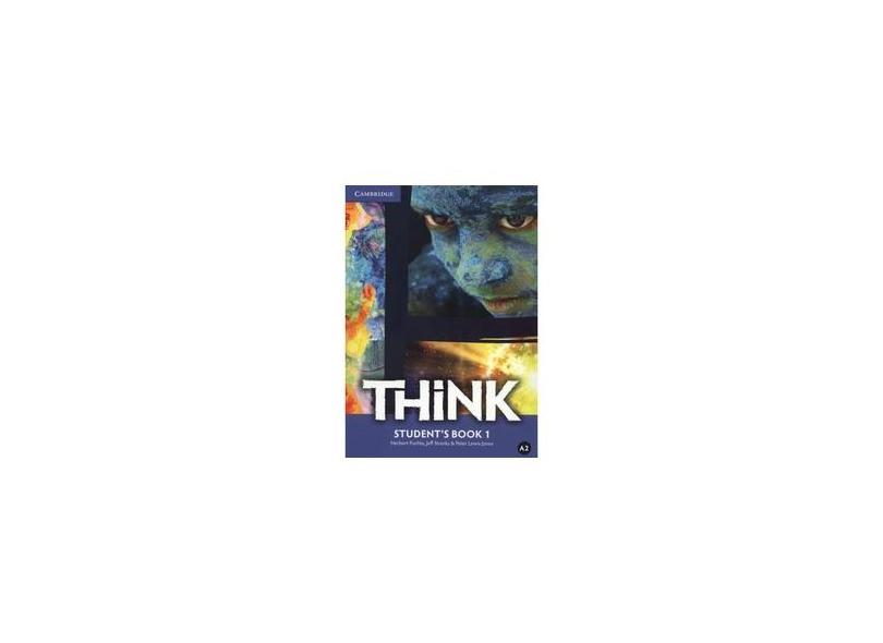 Think Level 1 Student's Book - Herbert Puchta - 9781107508828