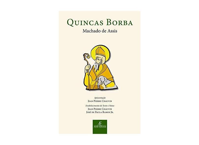 Quincas Borba - Machado De Assis - 9788574807423