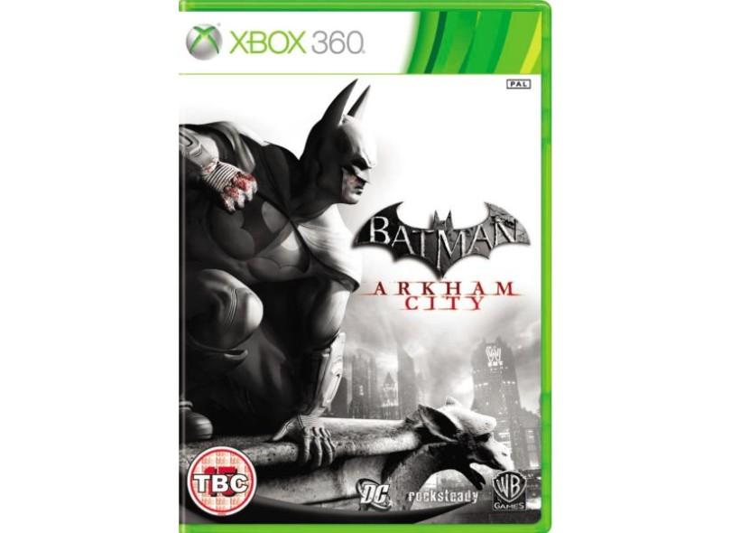 Jogo Batman Arkham City Warner Bros Xbox360