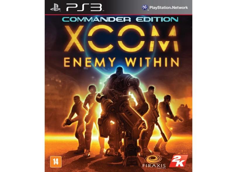 Jogo XCOM: Enemy Within PlayStation 3 2K