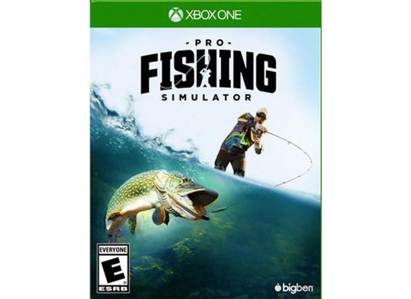Jogo Pro Fishing Simulator Xbox One Big Ben