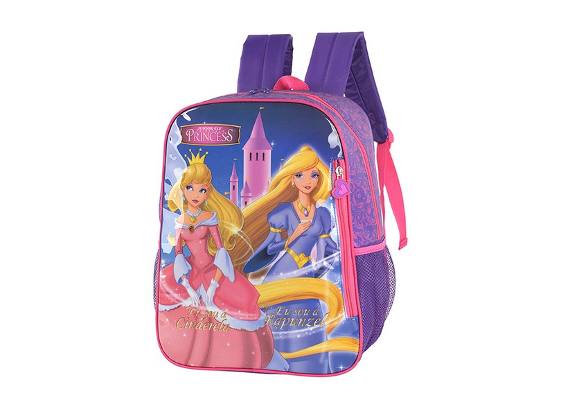 Mochila Escolar Luxcel Princess IS31001PR