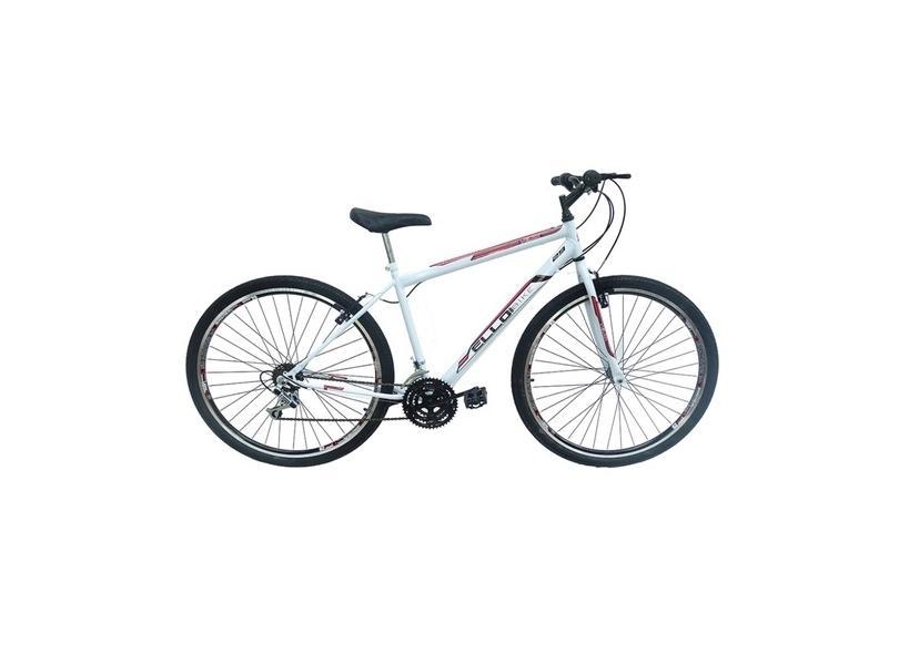 Bicicleta Mountain Bike Ello Bike 21 Marchas Aro 29 V-Brake Velox