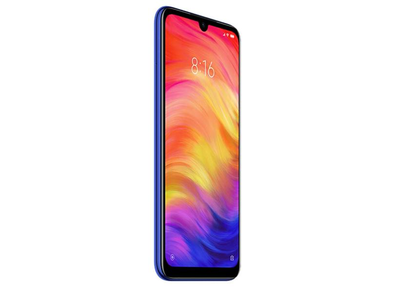 Smartphone Xiaomi Redmi Note 7 64GB 48 MP 2 Chips Android 9.0 (Pie) 3G 4G Wi-Fi