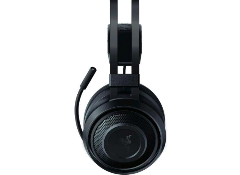 Headset Gamer Wireless com Microfone Razer Nari Essential