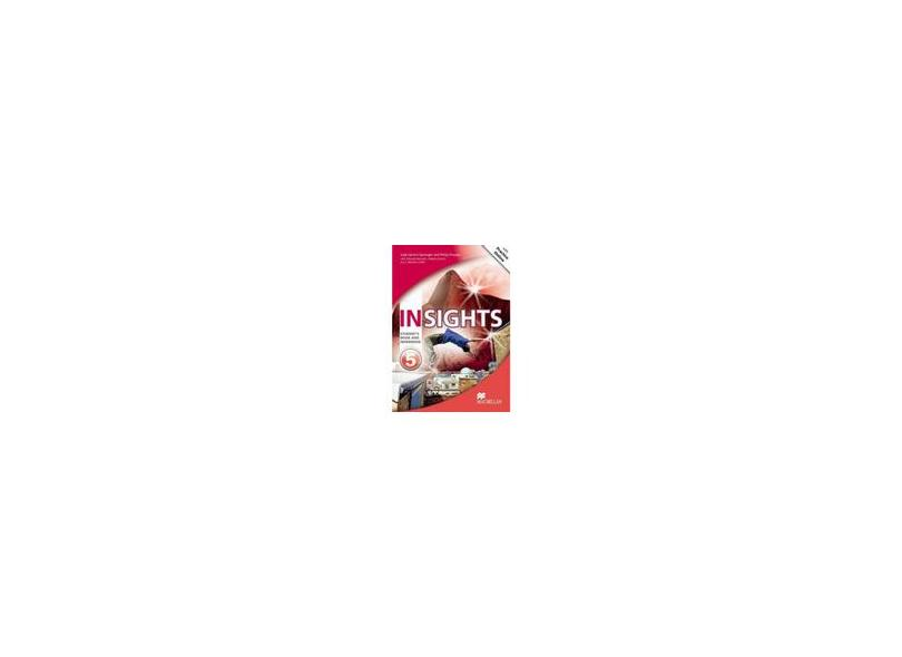 Insights. Student'S Book (+ Workbook e Mpo-5) - Phillip Prowse - 9780230455986