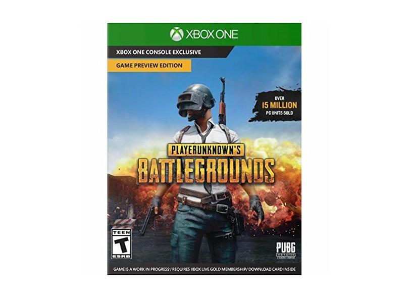 Jogo PlayerUnknown's Battlegrounds Xbox One PUBG Corporation