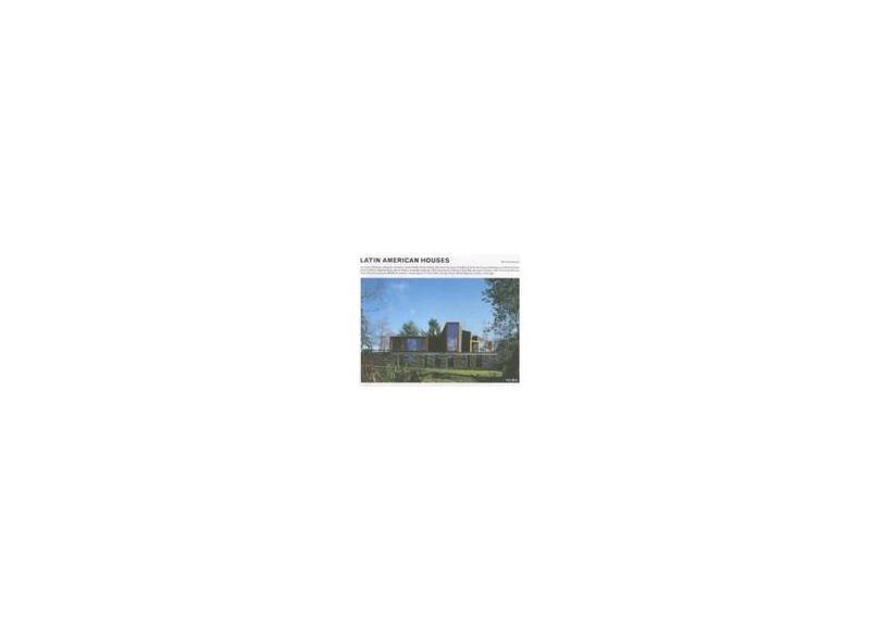 Latin American Houses - Mercedes Daguerre - 9781780750002