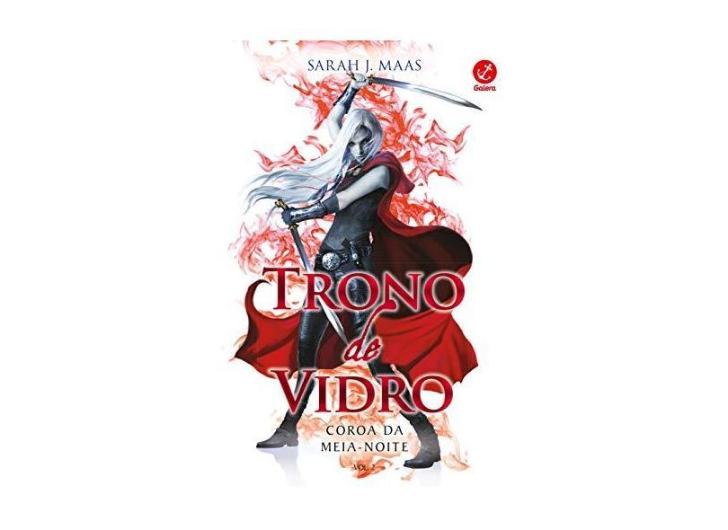 Coroa da Meia-Noite - Coleção Trono de Vidro - Vol. 2 - Sarah J. Maas - 9788501401397