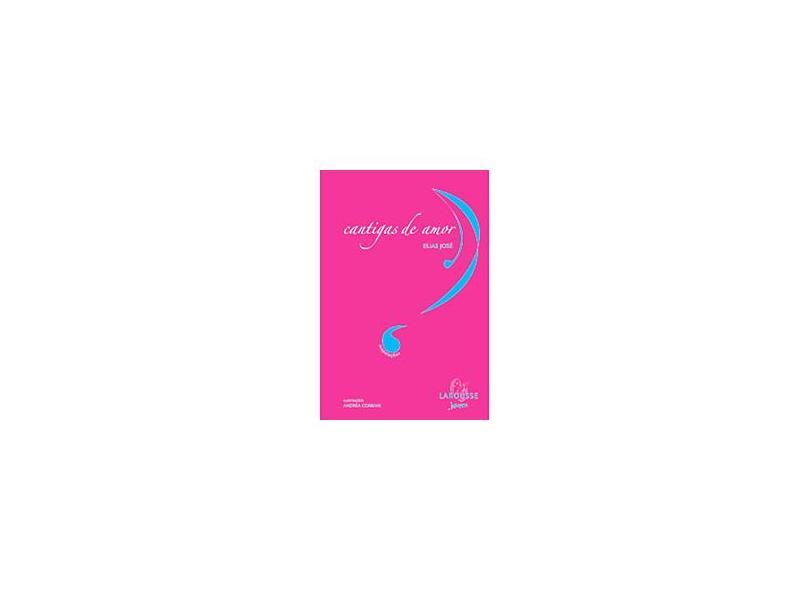 Cantigas de Amor - Coleção Inspirações - Elias Jose - 9788576351306