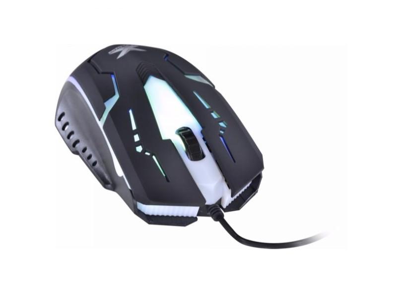 Mouse Óptico Gamer USB Dragonfly - Vinik